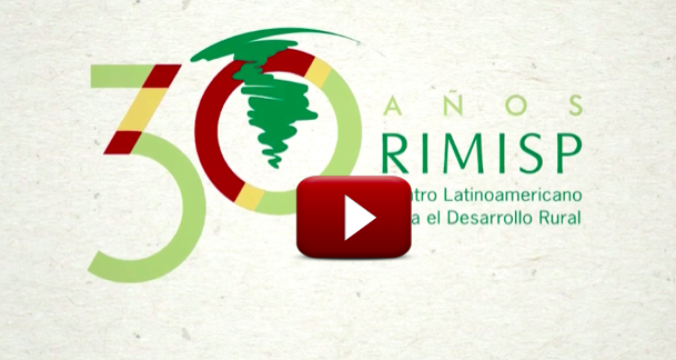 Video Rimisp 30 años