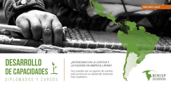 ¿Interesado en la justicia y la equidad en América Latina?