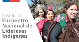 Chile – Encuentro Nacional de Lideresas Indígenas