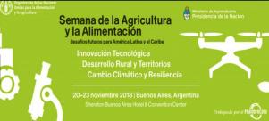 Semana de la Agricultura y la Alimentación: Desafíos futuros para América Latina y el Caribe