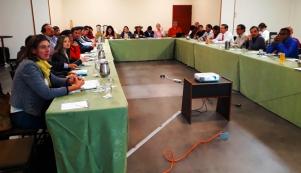 El GDR-Ecuador dialogará en Guayaquil
