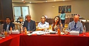Reunión GDR-Ecuador: Análisis de la educación técnica en el medio rural.