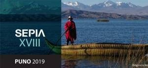 Edición XVIII del seminario bienal SEPIA – Puno 2019