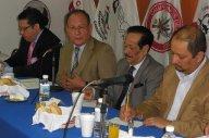 México: Reunión con miembros del Congreso Agrario Permanente (CAP)