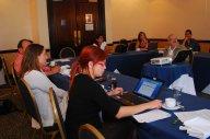 reunión de Coordinadores del Proyecto Conocimiento y Cambio