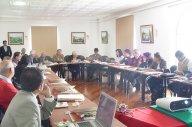 Segunda reunión del GDR Ecuador