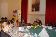 Reunión Conformación GDR en Ecuador