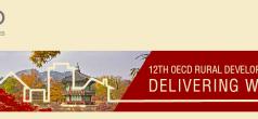 12ª Conferencia de Desarrollo Rural de la OCDE en Seúl, Corea del Sur