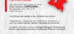 Jornadas de Economía Regional llegan al caribe colombiano